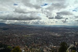 learn the spanish of Bogotá, Colombia with the Dímelo Caminando Travel and Spanish Language Language Podcast
