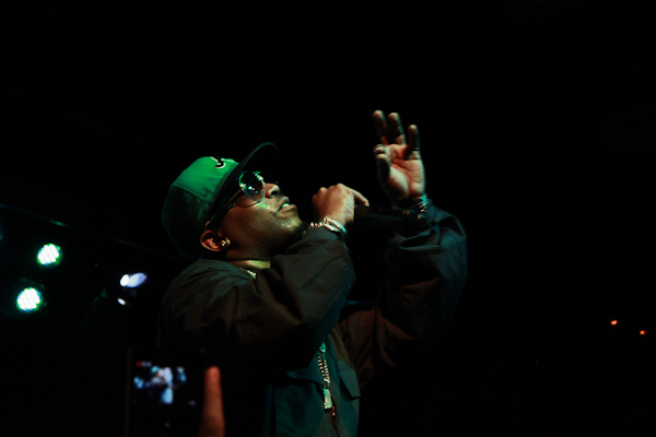 Daddy Fat Sacks a.k.a Big Boi of Outkast brings the southernplayalisticcadillacfunky sounds of the ATL to the BK in 2010