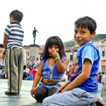 Latin America Travel Photography by Jamie Killen: Los Guaguas - Centro Historico - Quito, Ecuador